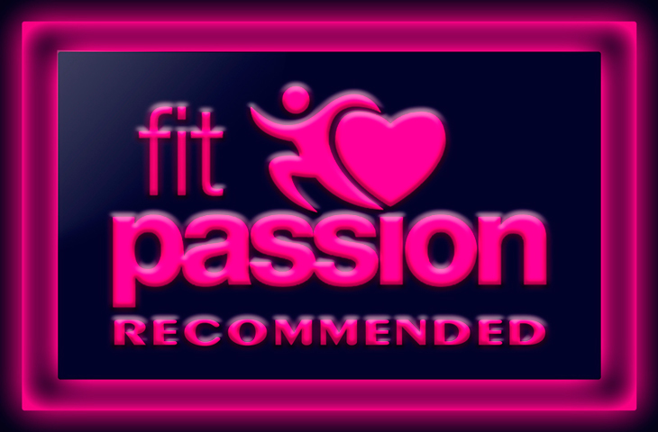 FIT PASSION RECOMMENDED