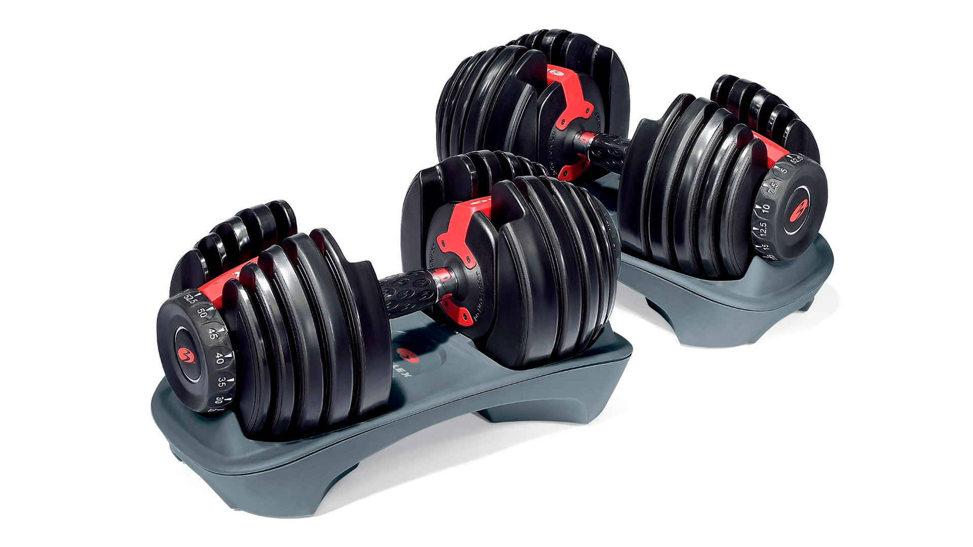 ADJUSTABLE DUMBBELLS - FIT PASSION .NET