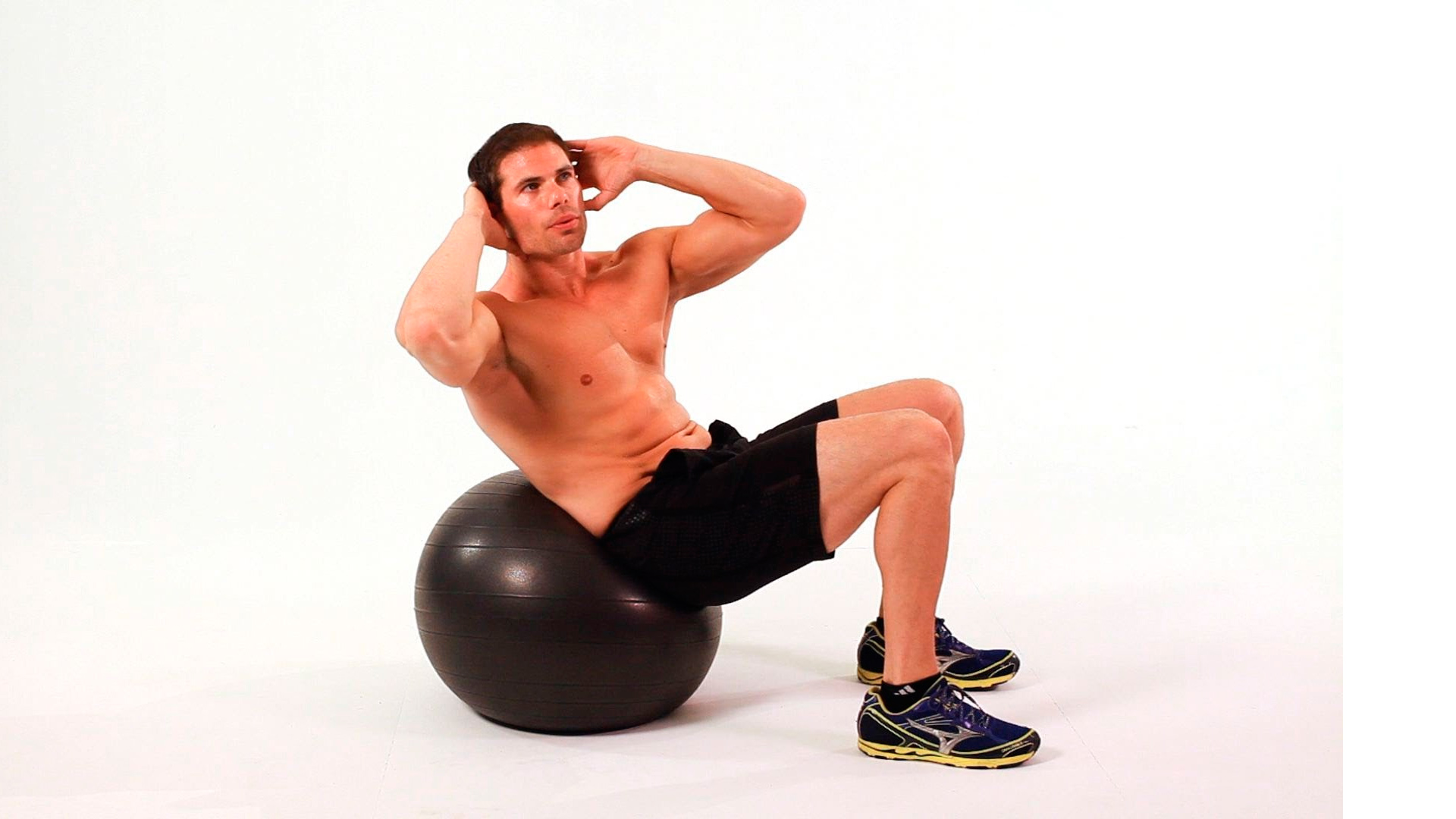 "Exercise ball or ""Swiss ball"" - FIT PASSION .NET"