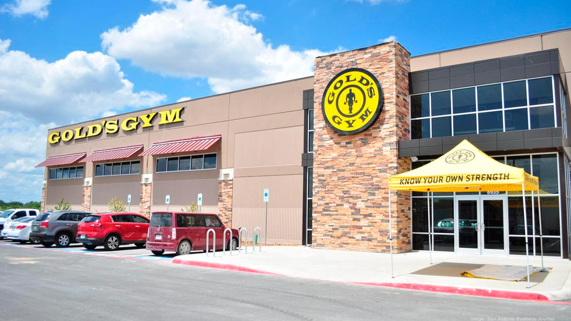 GOLD'S GYM - FIT PASSION .NET
