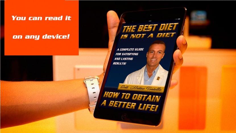 THE BEST DIET IS NOT A DIET